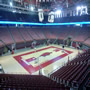 Seat View for Bud Walton Arena Section 104, Row 20