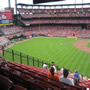 Seat View for Busch Stadium Section 272, Row 16
