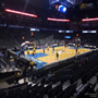 Seat View for Chesapeake Energy Arena Section 108, Row L