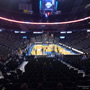 Seat View for Chesapeake Energy Arena Section 111, Row L