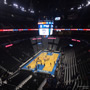 Seat View for Chesapeake Energy Arena Section 329, Row A