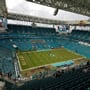 Seat View for Hard Rock Stadium Section 323, Row 30