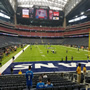 Houston Texans Seat View for NRG Stadium Section 118, Row N