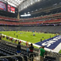 Houston Texans Seat View for NRG Stadium Section 121, Row N