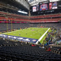 Houston Texans Seat View for NRG Stadium Section 134, Row FF