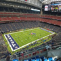 Houston Texans Seat View for NRG Stadium Section 640, Row F