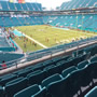 Seat View for Hard Rock Stadium Section 236, Row 5