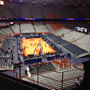 Syracuse Orange Seat View for Carrier Dome Section 305
