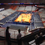Syracuse Orange Seat View for Carrier Dome Section 315