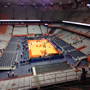 Syracuse Orange Seat View for Carrier Dome Section 317