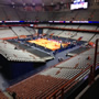 Syracuse Orange Seat View for Carrier Dome Section 319