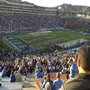Seat View for Rose Bowl Stadium Section 28, Row 70